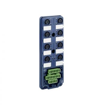 IP67 pasivni razdelnik - sa 8 kanala M12 konektor