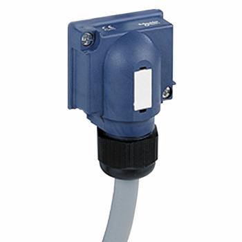 ožičen konektor - kabl 10 m - za pasivni razdelnik - sa 8 kanala