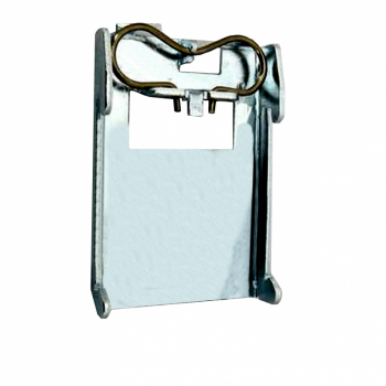 montažna ploča za 35 mm šinu - za regulisano napajanje