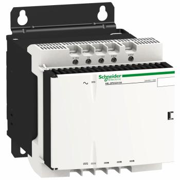 filtrirano napajanje - monofazno ili dvofazno - 400 V AC - 24 V - 6 A
