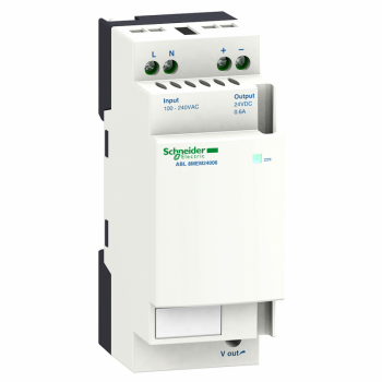 regulisano napajanje SMPS - monofazno ili dvofazno - 100..240 V AC -24 V - 0.6 A