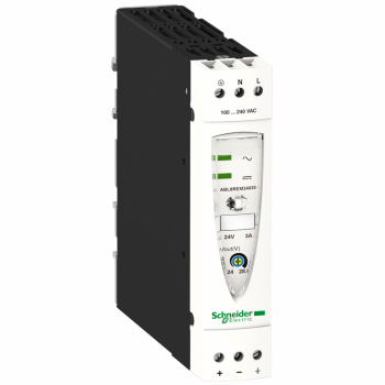 regulisano napajanje SMPS - monofazno ili dvofazno - 100..240 V AC - 24 V - 3 A