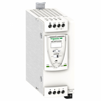 regulisano napajanje SMPS - monofazno ili dvofazno - 100..500 V - 24 V - 5 A
