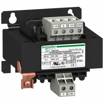 naponski transformator - 230 V - 1 x 24 V - 160 VA
