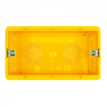 Montažna kutija za 4 elementa (dubina 50mm)