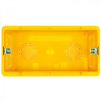 Montažna kutija za 5 elementa (dubina 50mm)