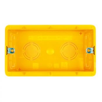 Montažna kutija za 4 elementa (dubina 65mm)