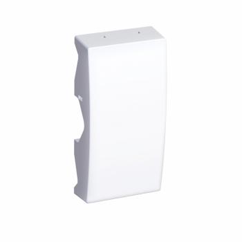 Altira - slepa maska - 1 modul - 22.5 mm - polarno bela