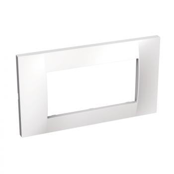 Altira - dekorativni ram - 2 jednostruka modula - beli