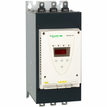 soft start.ATS22-k. 110V-napajanje 208V(50hp)/230V(60hp)/460V(125hp)/575V(150hp)