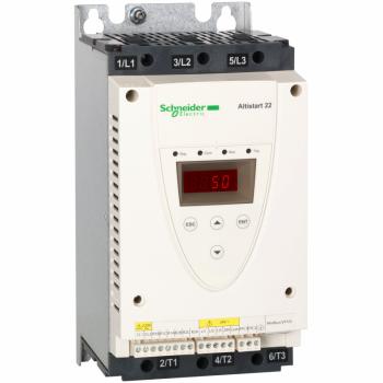 soft starter-ATS22-kontrolni napon 220V-napajanje 230V(11kW)/400...440V(22kW)