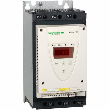 soft starter-ATS22-kontrolni napon 220V-napajanje 230V(15kW)/400...440V(30kW)