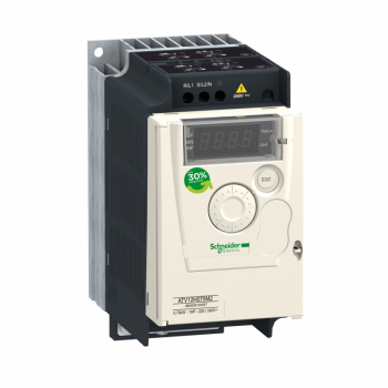 frekventni regulator ATV12 - 0.75kW - 1hp - 200..240V - monofazni -sa hladnjakom
