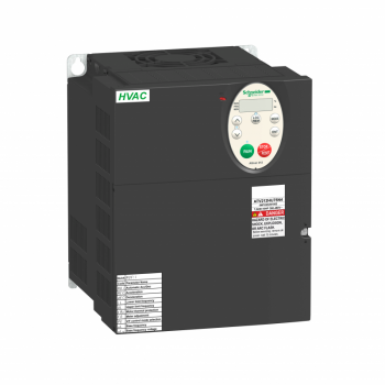 frekventni regulator ATV212 - 7.5kW - 10hp - 480V - trofazno - EMC - IP21