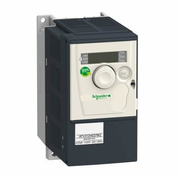 frekventni regulator ATV312 - 0.37kW - 1kVA - 41 W - 200..240 V - monofazni