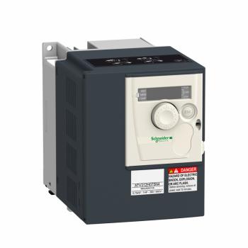 frekv. regulator ATV312 - 0.75kW - 2.4kVA - 41W - 380..500 V- trofazno napajanje