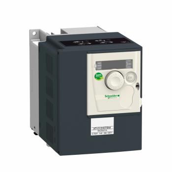 frekv. regulator ATV312 - 1.1kW - 3.2kVA - 48W - 380..500 V- trofazno napajanje