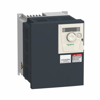 frekv. regulator ATV312 - 3kW - 7.1kVA - 125 W - 380..500 V - trofazno napajanje