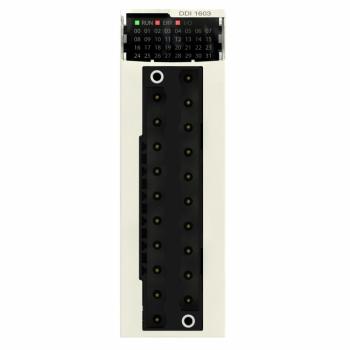 digitalni ulazni modul M340 - 16 ulaza - 48 V DC pozitivna logika