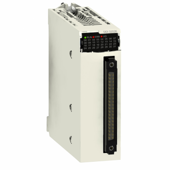 digitalni ulazni modul M340 - 32 ulaza - 24 V DC pozitivna logika