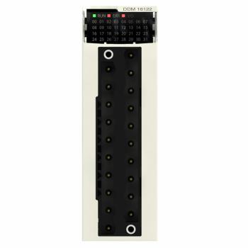 digitalni I/O modul M340 - 8 ulaza - 24 V DC - 8 izlaza - tranzistorski
