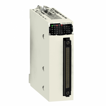 digitalni I/O modul M340 - 16 ulaza - 24 V DC - 16 izlaza - tranzistorski