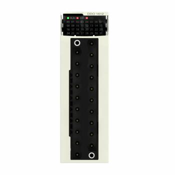 digitalni izlazni modul M340 - 16 izlaza - tranzistorski -24 V DC negativna log.