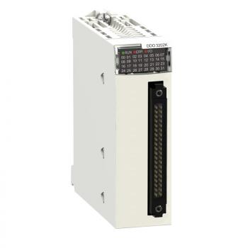 digitalni izlazni modul M340 - 32 izlaza - tranzistorski -24 V DC pozitivna log.