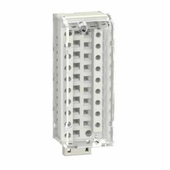 20-pinski odvojivi vijčani priključni blok- 1 ili 2 x 0.34..1.5 mm²