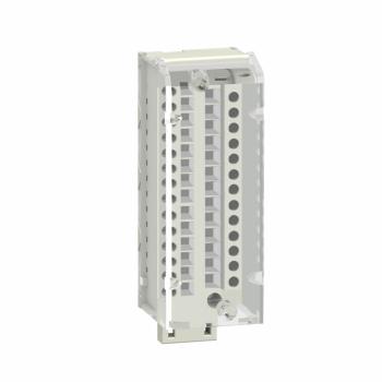28-pinski odvojivi opružni blok - 1 x 0.34..1.5 mm2