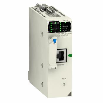 Ethernet modul M340 - fleš memorijska kartica - 1 x RJ45 10/100