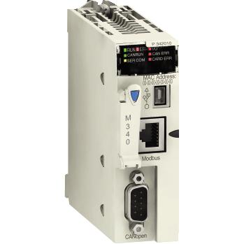 procesor M340 - maksimalno 1024 digitalnih + 256 analognih I/O