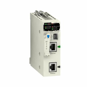 procesor M340 - maksimalno 1024 digitalnih + 256 analogni I/O -Modbus - Ethernet