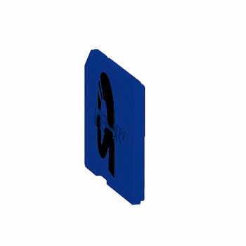 SD fleš memor. kartica - 8 Mb - plus 8 Mb skladištenje fajlova-za M340 procesor