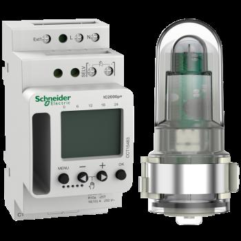 Acti 9 IC2000p+ (2 - 2000 lux) programabilni svetlosni prekidač