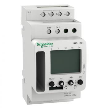 Acti 9 IHP+ 2C (24h/7d) SMARTw programabilni vremenski prekidač