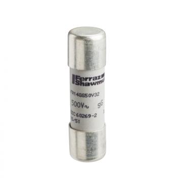 TeSys rastavljač sa osig.- rastavni ulošci 14 x 51 mm gG 10 A - bez indikacije