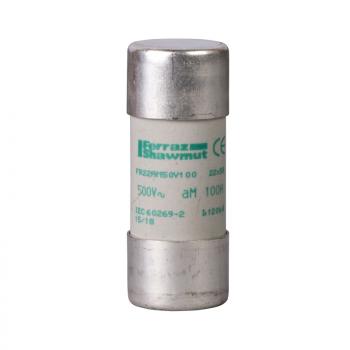TeSys rastavljač sa osig.- rastavni ulošci 22 x 58 mm - aM 125 A -bez indikacije