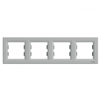 Asfora - horizontalni ram za 4 elementa, aluminijum