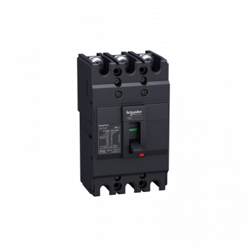 prekidač Easypact EZC100N - TMD - 80 A - 3P 3d