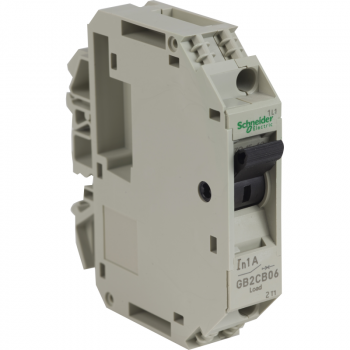 TeSys GB2 - termomagnetni zaštitni prekidač - 1P - 1 A - Id = 14 A