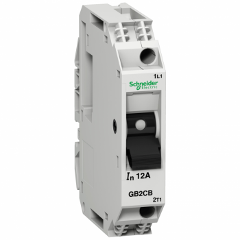 TeSys GB2 - termomagnetni zaštitni prekidač - 1P - 2 A - Id = 26 A