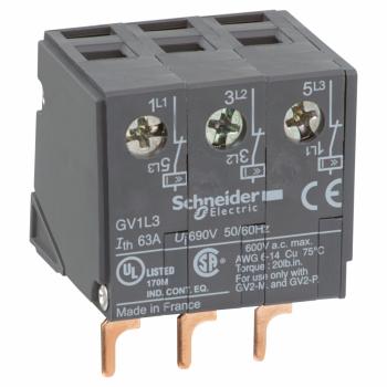 TeSys GV2 - limiteri struje - na prekidaču