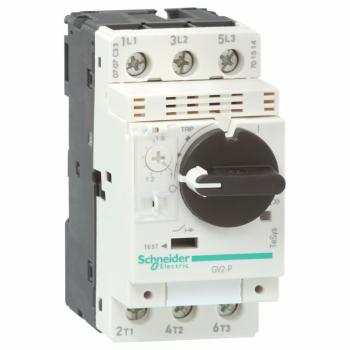 TeSys GV2 - motorni prekidač - termomagnetna zaštita - 0.16…0.25 A