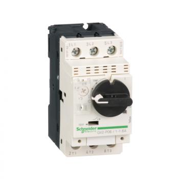 TeSys GV2 - motorni prekidač - termomagnetna zaštita - 1…1.6 A