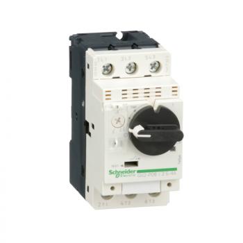 TeSys GV2 - motorni prekidač - termomagnetna zaštita - 2.5…4 A