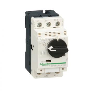 TeSys GV2 - motorni prekidač - termomagnetna zaštita - 6…10 A