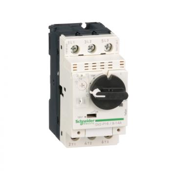TeSys GV2 - motorni prekidač - termomagnetna zaštita - 9…14 A