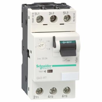 TeSys GV2 - motorni prekidač - termomagnetna zaštita - 4…6.3 A