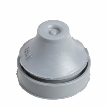 Thorsman TET - kablovska uvodnica - siva - ISO M16 - Ø 5 do 7